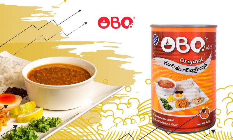 Obo Food: Traditional to Digital
